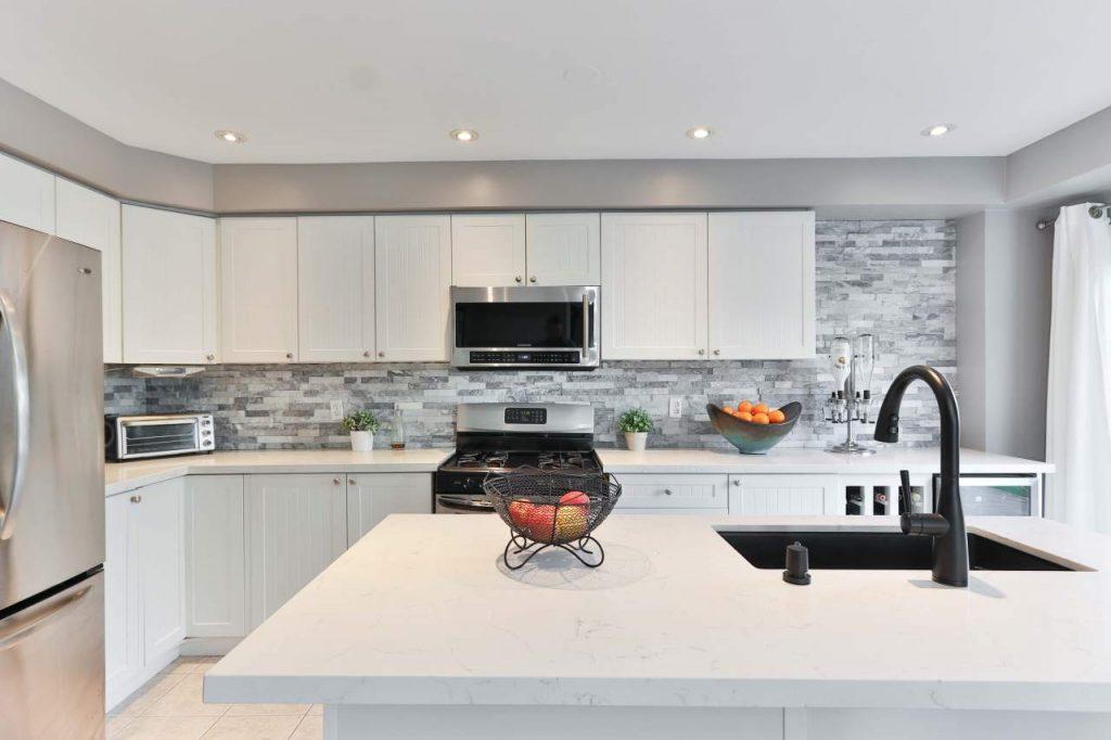 kitchen renovation & new cabinets